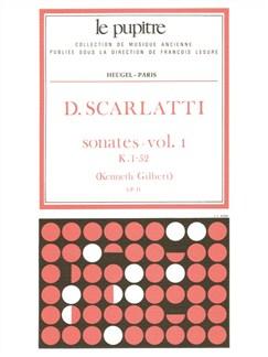 Scarlatti: Oeuvres Complètes Pour Clavier Volume  1 Sonates K1 À K52 (Lp31) Books | Harpsichord