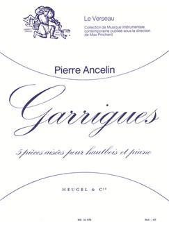 Pierre Ancelin: Scrubland (Oboe/Piano) Books | Oboe