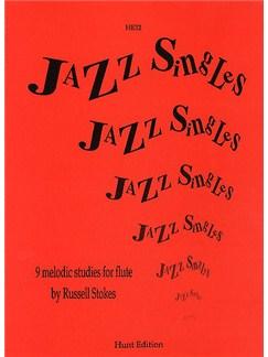 Russell Stokes: Jazz Singles For Flute Books   Flute