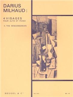 Darius Milhaud: Four Faces - II. The Wisconsonian Books | Viola