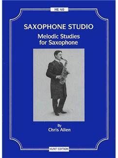 Saxophone Studio Books | Saxophone