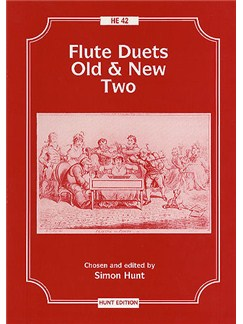 Flute Duets Old and New Book Two Books | Flute