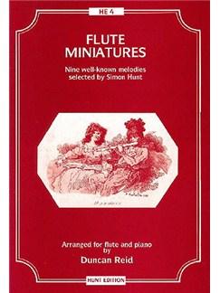 Flute Miniatures Books | Flute