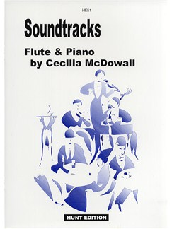 Cecilia McDowall: Soundtracks Books | Flute, Piano Accompaniment