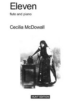 Cecilia McDowall: Eleven - Flute And Piano Books | Flute, Piano Accompaniment