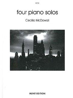 Four Piano Solos Books | Piano