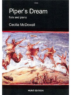 Cecilia McDowall: Piper's Dream Books | Flute, Piano Accompaniment