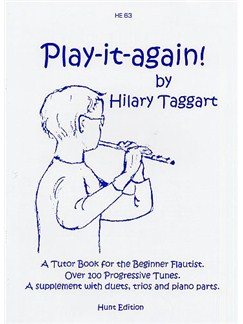 Hilary Taggart: Play It again! Books | Flute