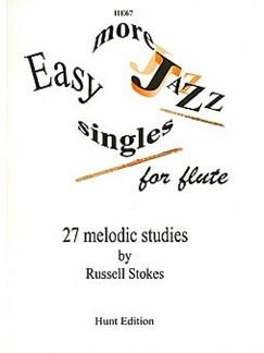 Russell Stokes: More Easy Jazz Singles Books | Flute