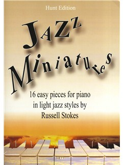 Russell Stokes: Jazz Miniatures Books | Piano