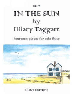 Hilary Taggart: In The Sun - Fourteen Pieces For Solo Flute Books | Flute