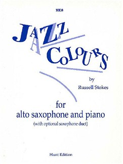 Jazz Colours Books | Saxophone