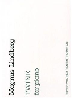 Magnus Lindberg: Twine Books | Piano