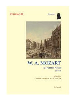 W.A. Mozart: 12 Petites Pieces (First Set) Books | Piano