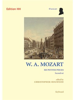 W.A. Mozart: 12 Petites Pieces (Second Set) Books | Piano