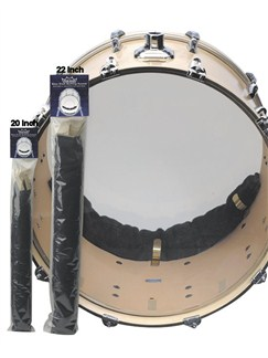 Remo: Bass Drum Muffling System - 22 Inch  | Drums
