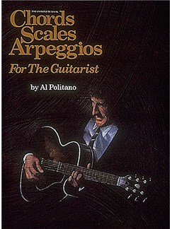 The Complete Book - Chords Scales Arpeggios For The Guitarist Books | Guitar