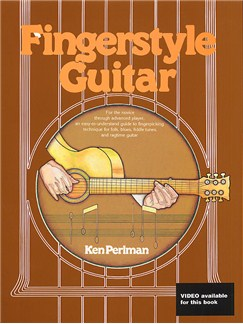 Ken Perlman: Fingerstyle Guitar Books | Guitar