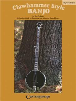Ken Perlman: Clawhammer Style Banjo Books | Banjo
