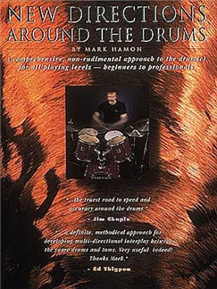 Mark Hamon: New Directions Around The Drums Books | Drums