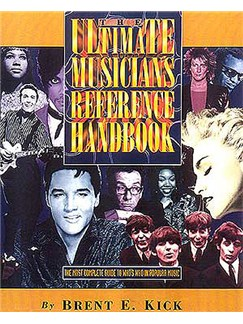 The Ultimate Musicians Reference Handbook Books |