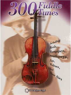 300 Fiddle Tunes Books | Violin