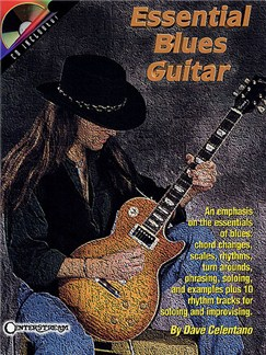 Dave Celentano: Essential Blues Guitar Books and CDs | Guitar