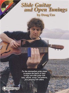 Doug Cox: Slide Guitar And Open Tunings Books and CDs | Guitar Tab