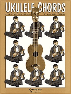 Ron Middlebrook: Ukulele Chords Books | Ukulele