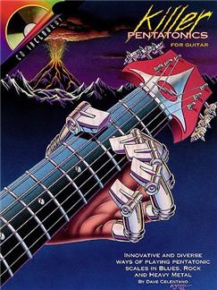 Dave Celentano: Killer Pentatonics For Guitar Books and CDs | Guitar Tab