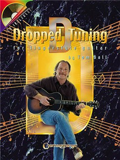 Dropped-D Tuning For Fingerstyle Guitar Books and CDs | Guitar