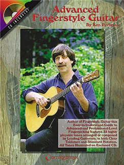 Advanced Fingerstyle Guitar Books and CDs | Guitar