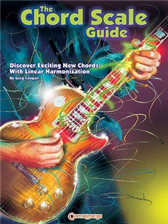 Greg Cooper: The Chord Scale Guide Books | Guitar Tab
