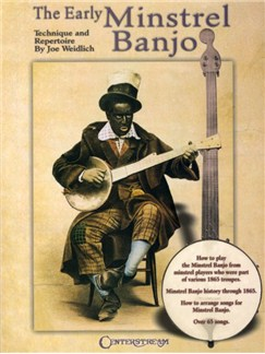 Joe Weidlich: The Early Minstrel Banjo Books | Banjo
