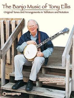The Banjo Music Of Tony Ellis Books | Banjo