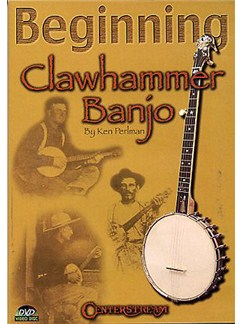 Beginning Clawhammer Banjo DVDs / Videos   Banjo