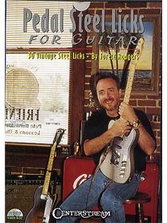 Pedal Steel Licks For Guitar DVD DVDs / Videos | Guitar