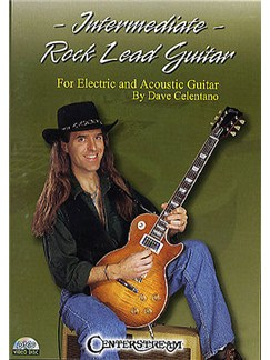 Intermediate Rock Lead Guitar DVDs / Videos | Guitar
