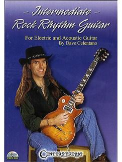 Intermediate Rock Rhythm Guitar DVDs / Videos | Guitar