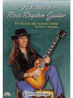 Advanced Rock Rhythm Guitar DVDs / Videos | Guitar
