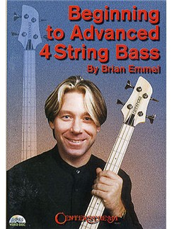 Beginning To Advanced 4 String Bass DVDs / Videos | Bass Guitar
