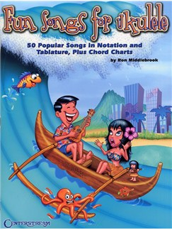 Fun Songs For The Ukulele Books | Voice, Ukulele