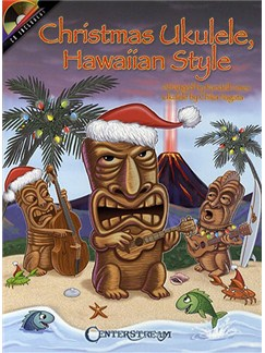 Christmas Ukulele, Hawaiian Style (Book And CD) Books and CDs | Ukulele