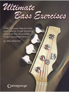 Ultimate Bass Exercises Books | Bass Guitar