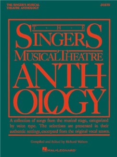 The Singer's Musical Theatre Anthology: Volume 1 (Duets) (Book/Online Audio) Audio Digital y Libro | Voz(Dueto)
