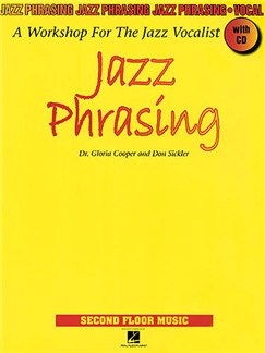 Jazz Phrasing: A Workshop For The Jazz Vocalist Books and CDs | Voice