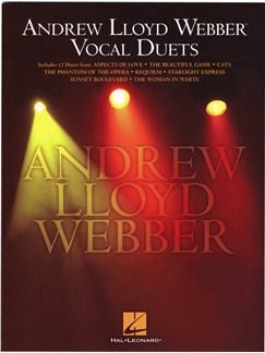 Andrew Lloyd Webber: Vocal Duets Books | Voice (Duet)