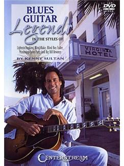 Kenny Sultan: Blues Guitar Legends DVDs / Videos | Guitar