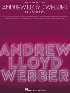 Andrew Lloyd Webber: For Singers - Women's Edition Books | Women's Voice