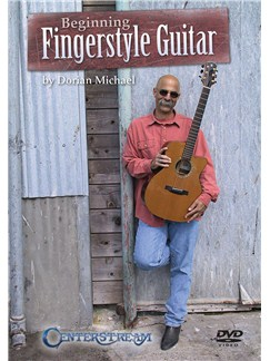 Dorian Michael: Beginning Fingerstyle Guitar DVDs / Videos | Guitar